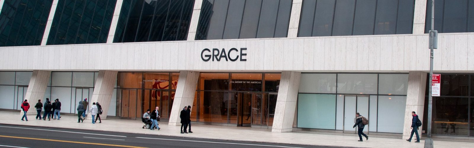 Grace building corporate event host